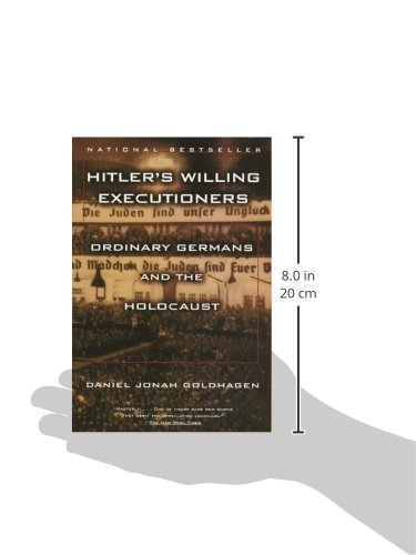 Hitler's Willing Executioners Summary
