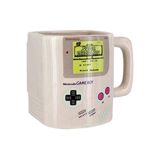 Nintendo Gameboy Cookie Mug - Officially Licensed Nintendo Product 10oz