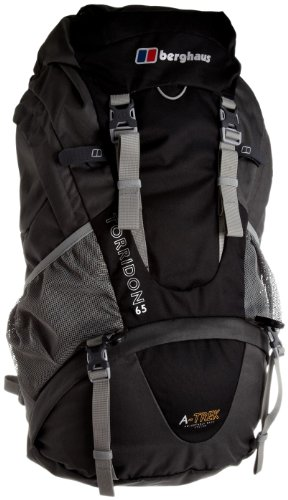 Berghaus Torridon 65 hiking bag black
