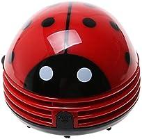 Gearmax Mini Aspirador de Mariquita, Aspiradora de Mano Aspirador de Mesa para Migas: Amazon.es: Electrónica