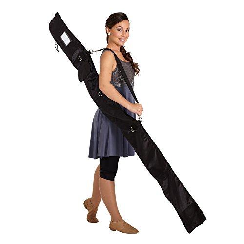 6-Foot-Color-Guard-Personal-Flag-Pole-Rifle-Sabre-Equipment-Bag-by-Directors-Showcase-DSI