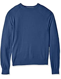 Men's 100% Premium Cashmere Crewneck Sweater