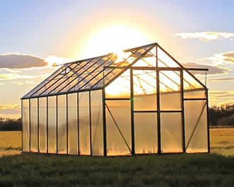 Grandio Ascent 8×16 Greenhouse Kit – 6mm Twin-Wall Polycarbonate Review