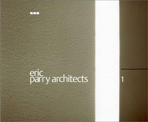Eric Parry Architects 1 (Volume 1) pdf