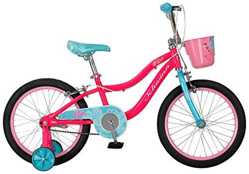 Schwinn Elm Girl's Bike with SmartStart, 18'' Wheels, Pink by Schwinn (Image #6)