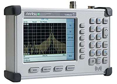 Anritsu S331D Site Master Cable & Antenna Analyzer