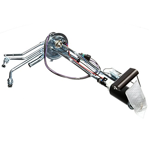 (Delphi HP10001 Fuel Pump and Hanger Assembly with Sending Unit)