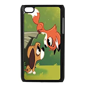 Ipod Touch 4 Phone Case Cover The Fox and the Hound TH7657