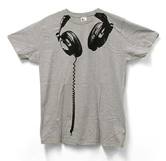 T-Shirt - Headphones small