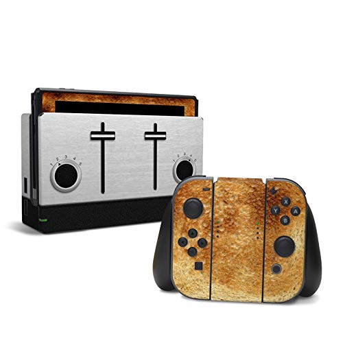 Toastendo - Decal Sticker Wrap - Compatible with Nintendo Switch from DecalGirl