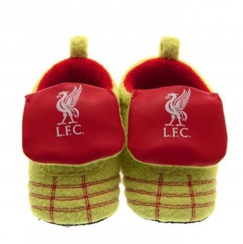New Baby Liverpool FC Football Club Neon Krippe Boots Schuhe Geschenk 3–6Monate