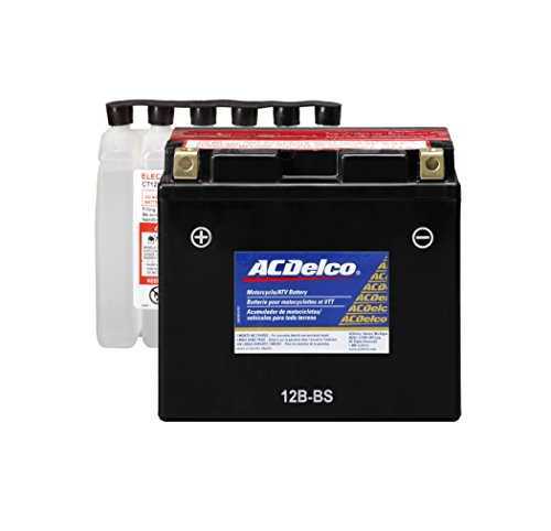 ACDelco ATX12BBS Specialty Powersports Battery