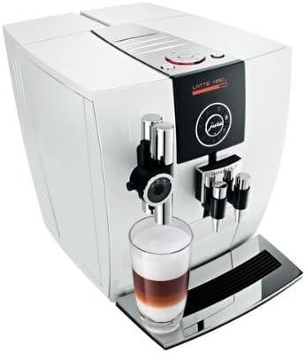 Jura Impressa J9,2 Piano White - cafetera automática, gastos de ...