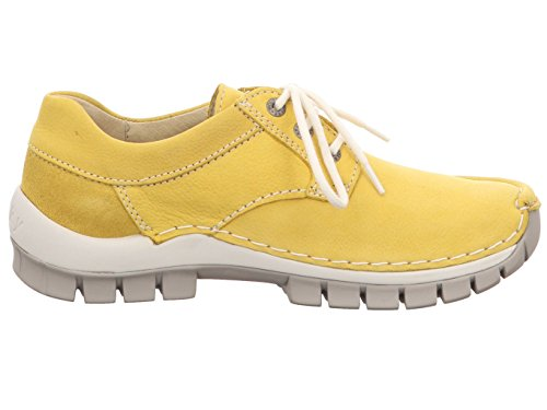Seamy Wolky Scarpe Stringate Yellow Fly Donna 0470810900 Gelb rrqCwx5ZI