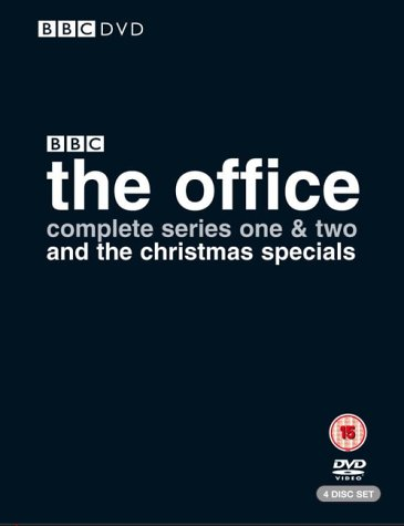 The Office – Complete Series One & Two and The Christmas Specials [2001] [DVD]