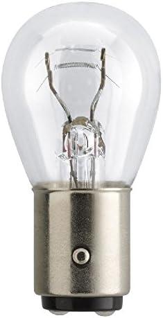 10 Pezzi Philips P21 4 W 12 Volt 21 4 Watt Auto 21 W Lampadina 4 W 12 V Luce Freno Amazon It Illuminazione