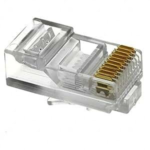 RJ50 Plug 10-pin 10 contactos