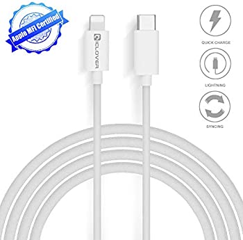 IC ICLover 3.3ft. USB C to Lightning Cable