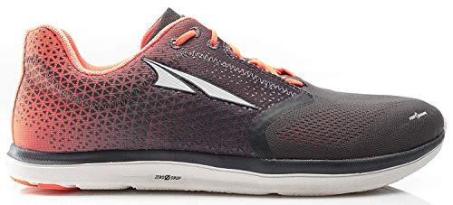 Altra Men's ALM1836P Solstice Sneaker, Gray/Orange - 11 M US
