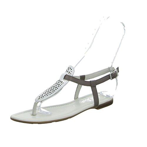 s.Oliver Women's Fashion Sandals 3.5 Silber fUVK7