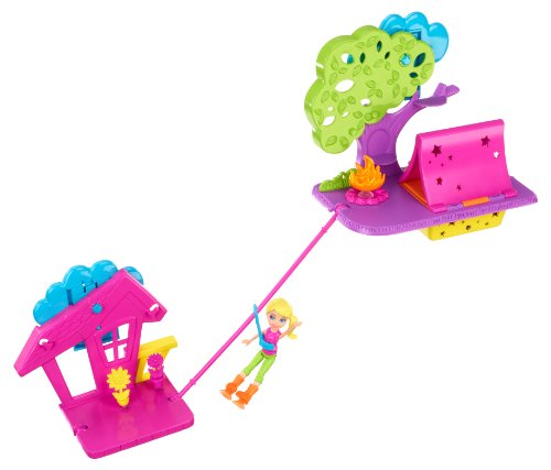 Polly Pocket Wall Party Camping Playset by Polly Pocket