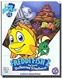 Software : Humongous Entertainment  Freddi Fish 2: The Case of The Haunted Schoolhouse