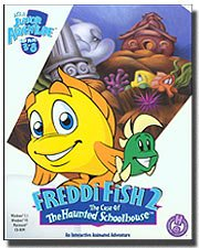 upc 742725702790 product image for Humongous Entertainment  Freddi Fish 2: The Case of The Haunted Schoolhouse | barcodespider.com