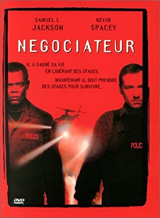 Negociateur [Francia] [DVD]: Amazon.es: Samuel L. Jackson ...