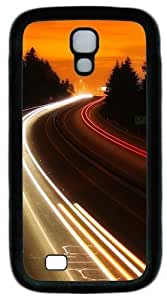 Cool Painting Samsung Galaxy I9500 Cases & Covers -Interstate Highway PC Rubber Soft Case Back Cover for Samsung Galaxy S4/I9500 by icecream design