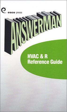AnswerMan HVAC&R Reference Guide (AnswerMan Pocket Reference Books)