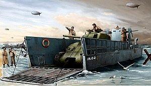 Us Navy Lcm Landing Craft - 4