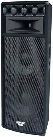 Pyle Portable Cabinet PA Speaker System