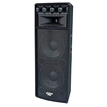 speakers in amazon. pyle padh212 1600w heavy duty speaker mdf construction with reinforced corners speakers in amazon o