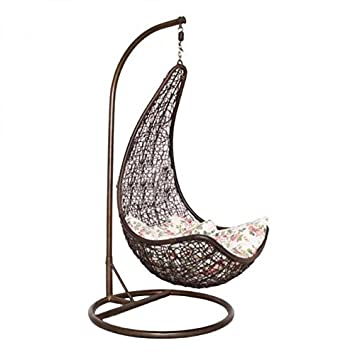 Hindoro Zula Hammock Chair for Adult Swing with Stand for Indoor and Outdoor
