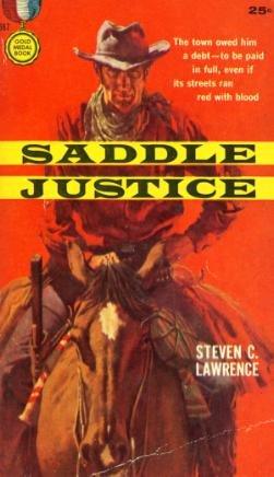 Saddle Justice pdf