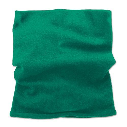 Minus33 Merino Wool Midweight Neck Gaiter Emerald Green One ()