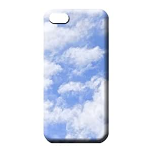 iphone 6plus 6p mobile phone carrying cases New Arrival First-class Awesome Phone Cases sky blue air white cloud