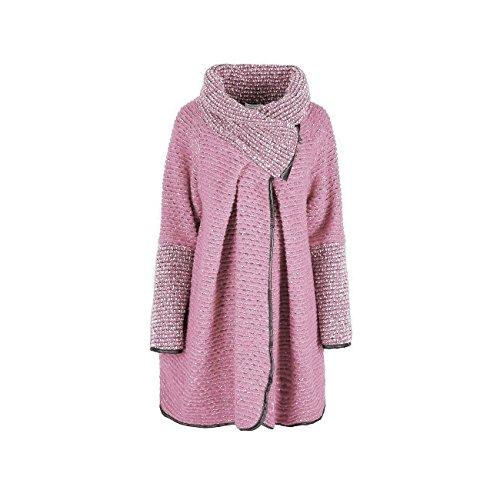 Comfiestyle Abrigo Rosa Para Abrigo Comfiestyle Para Mujer a5np0p