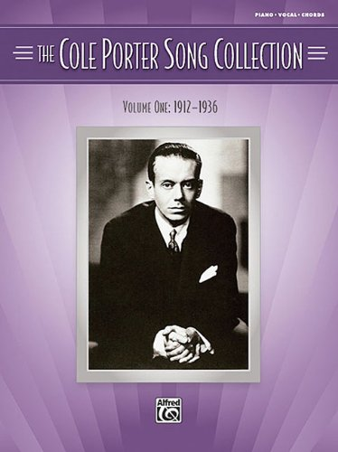 The Cole Porter Song Collection - Volume 1 - 1912-1936 ()
