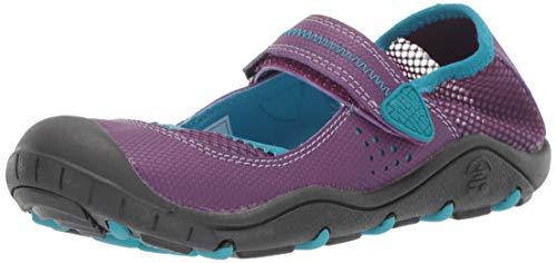 Kamik Girls' Festiva Sandal Purple 6 M US Toddler