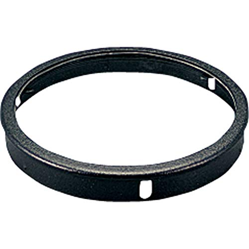 Progress Lighting P860038-031 Accessory Top cover lens for P5675 LED cylinder, Black