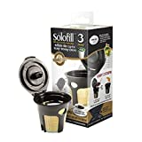 SFILK3GOLD - Solofill K3 GOLD CUP 24K Plated