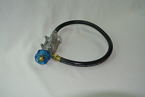 Gee Yu 24'' HOSE WITH REGULATOR - DUAL-STAGE/LP /PROPANE/GRILL PARTS REPLACEMENT by Gee Yu