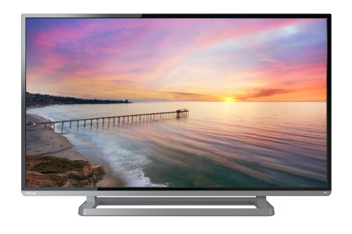 Toshiba 50L3400U 50-Inch 1080p 60Hz Smart LED TV
