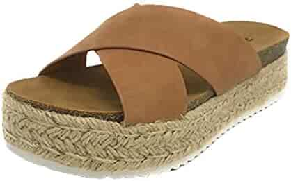 79e9fe86d7cd7 Shopping Brown - Slippers - Shoes - Women - Clothing, Shoes ...