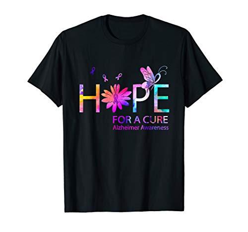 Hope For A Cure Alzheimer Awareness Tee ()
