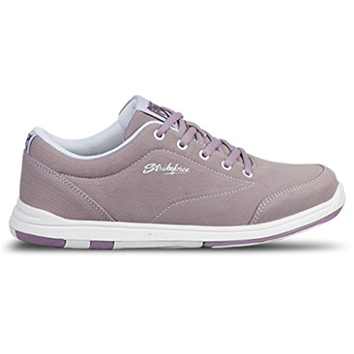KR Strikeforce Women's Chill Bowling Shoes, Mauve, Size 8 by KR