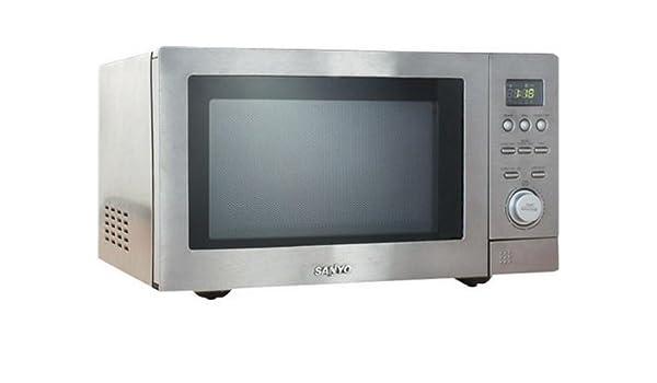 Sanyo - Microondas Emsl50G, 25L, 900W, Congrill Simultaneo ...
