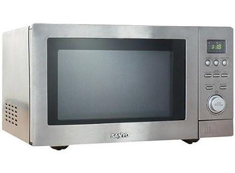 Sanyo - Microondas Emsl50G, 25L, 900W, Congrill Simultaneo 1000W ...