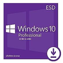 Windows 10 Pro | Entrega digital | Descargar solo | Entrega en 24 horas por correo electrónico | Licencia de por vida | Permanente